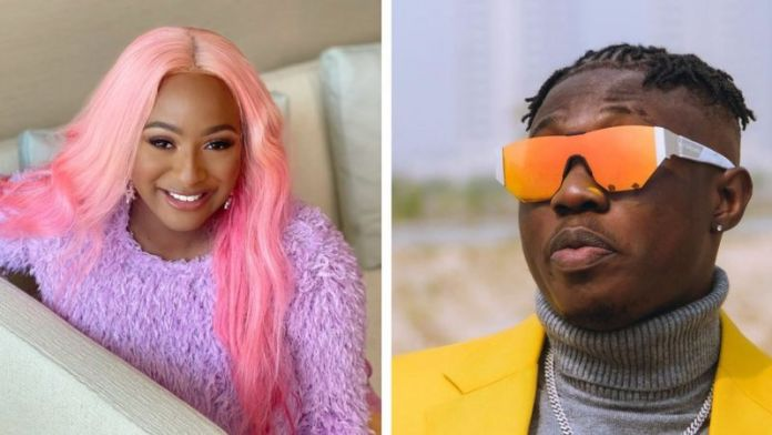 'See You In Court' - DJ Cuppy Reacts To The Allegation That She Is Still Owing Zlatan