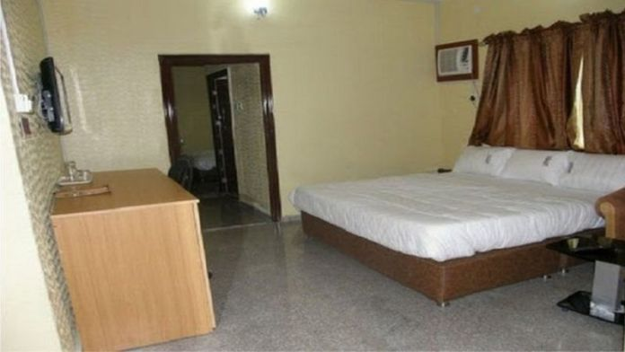 See The latest On CCTV Camera That Was Discovered In Pavillion Hotel Room In Ogun State