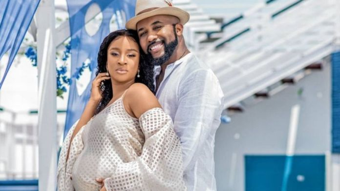 Adesua Etomi And Banky W's Baby Name is Zaiah, See The Meaning And Interesting Things You Didn't Know About The Couple