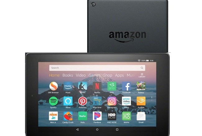 Amazon Fire HD 8 with 400GB MicroSD Card Review
