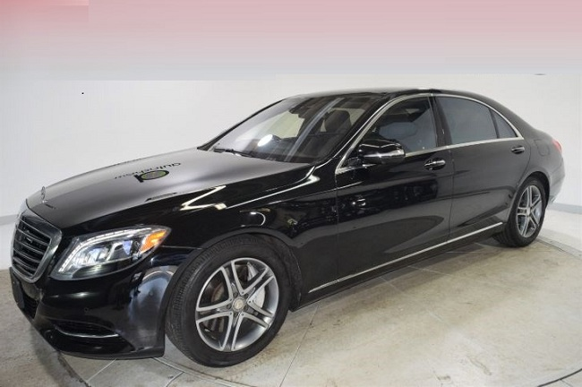 2016 Mercedes Benz S550 Turbo
