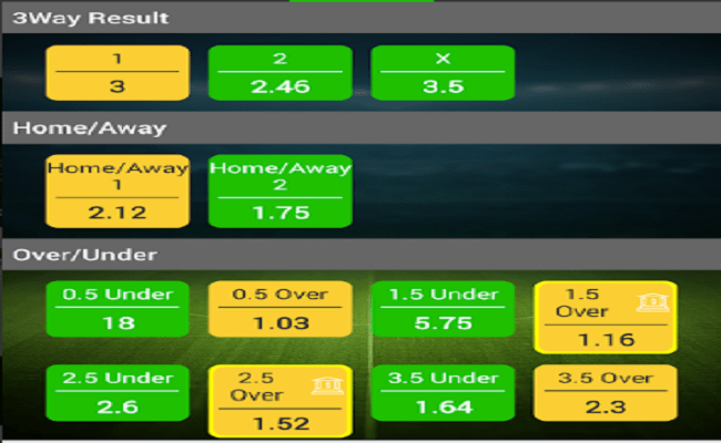 Football Prediction Apps with 100% Daily Winning Betting Tips