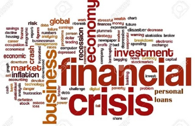 financial crisis - Financial Crisis and How to Balance Personal Finances