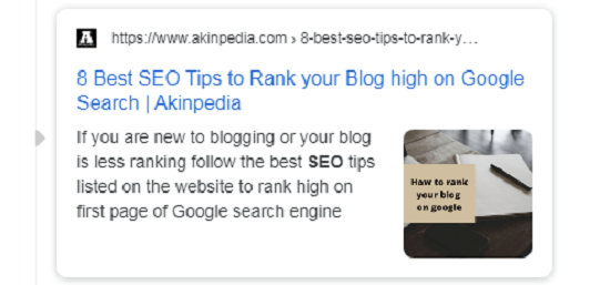 Best SEO - Best SEO Tips to Rank your Blog high on Google Search Page