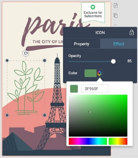 tutorial 3 4 - Graphic Design Tools to Create Infographic & Tumblr Banner