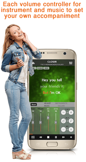 Magicsing Smart Karaoke for everyone - 9 Top Best Karaoke App to Record Singing with Music in 2020