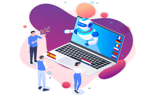 AI for Multi-language Websites and Content Creation