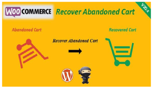 Recovering Shopping Abandoned Cart  in WooCommerce