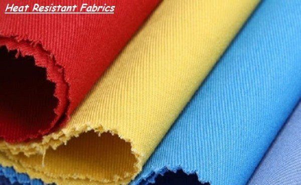 3 Types of Heat Resistant Fabric Best for Fire Defence