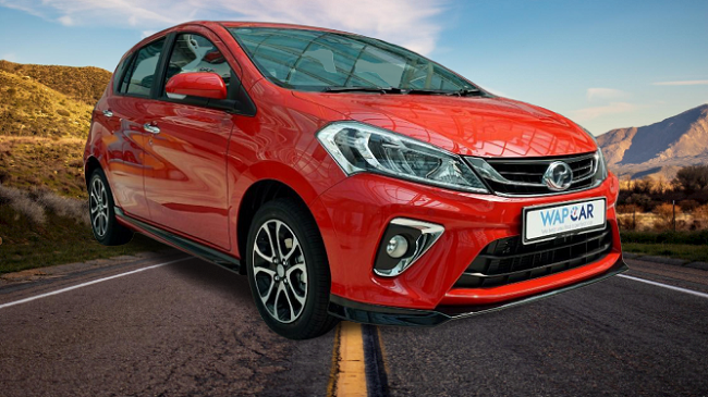 5 reasons Perodua Myvi is the Most Favorite Car in Malaysia