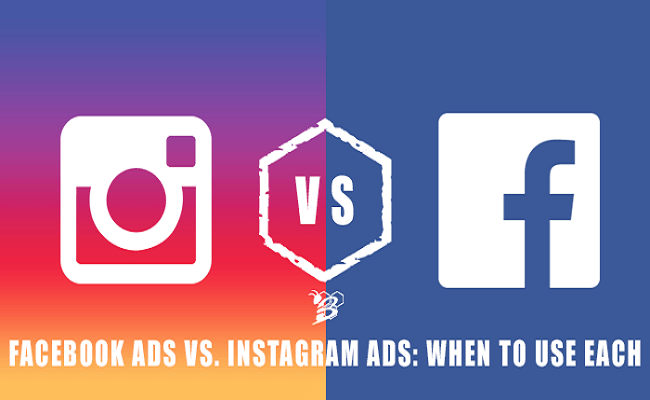 Facebook Ads vs Instagram Paid Ads and eCommerce