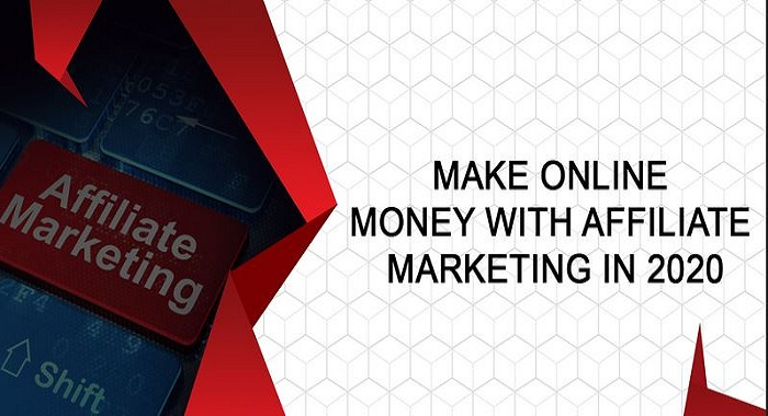 make money through affiliate marketing