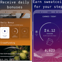 Using Sweatcoin App to Earn Free Money Online