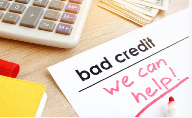 Handle Bad Credit
