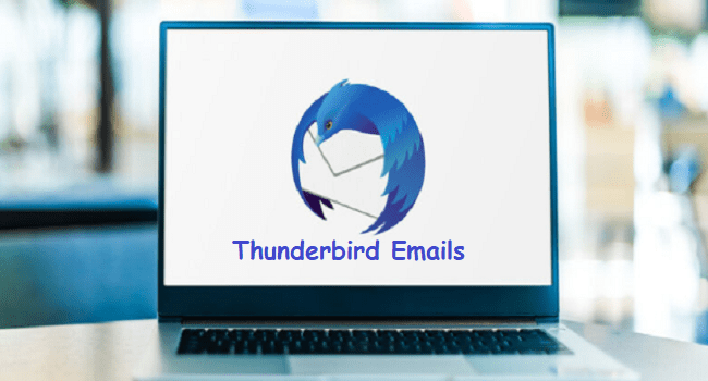 Convert Thunderbird Emails to PST on Mac