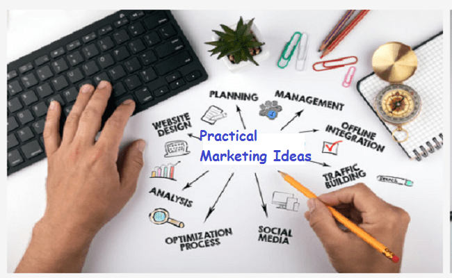 Practical Marketing Ideas to Promote Small Business