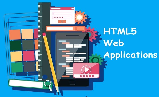 HTML5 web applications