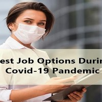Best Remote Job Options During Covid-19 Pandemic