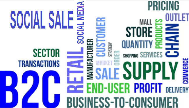 Future of B2C Depends on Social Sales