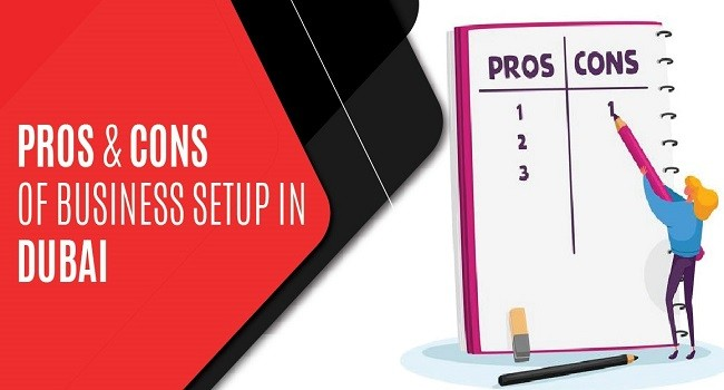 The Pros and Cons of Business Setup in Dubai