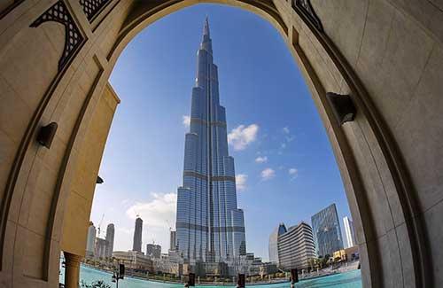Económicos Tours a Dubái 8 Días desde Colombia