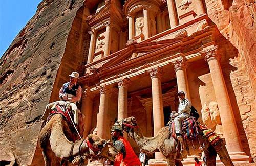 Tarifas económicas en Viajes a Jerusalen y Petra desde Colombia