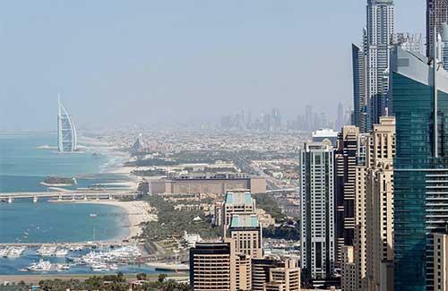 viajes para Dubái