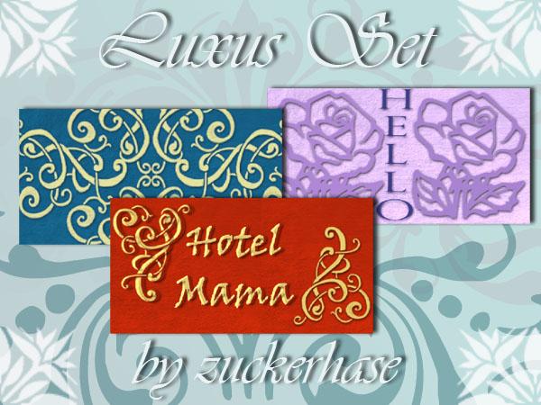 luxus set 02