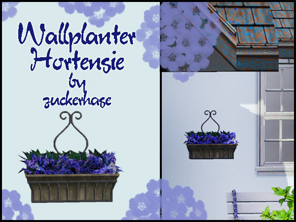 Wallplanter
