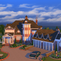 Seashell Mansion