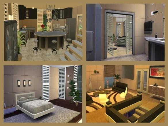 Die Sims 4 Familienvilla 1  