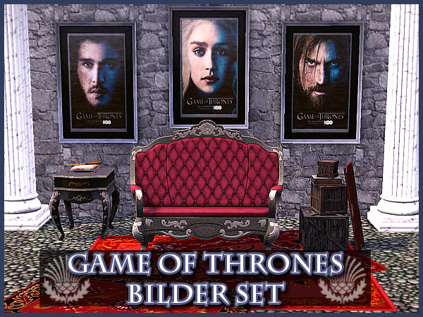 game of thrones bilder set. Black Bedroom Furniture Sets. Home Design Ideas