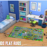 Kids Play Rugs