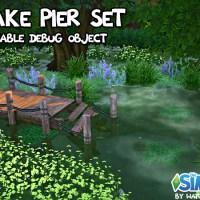 Lake Pier Set