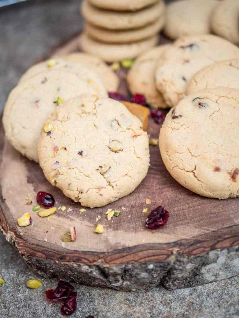 Tahini cookies - recipe / A kitchen in Istanbul