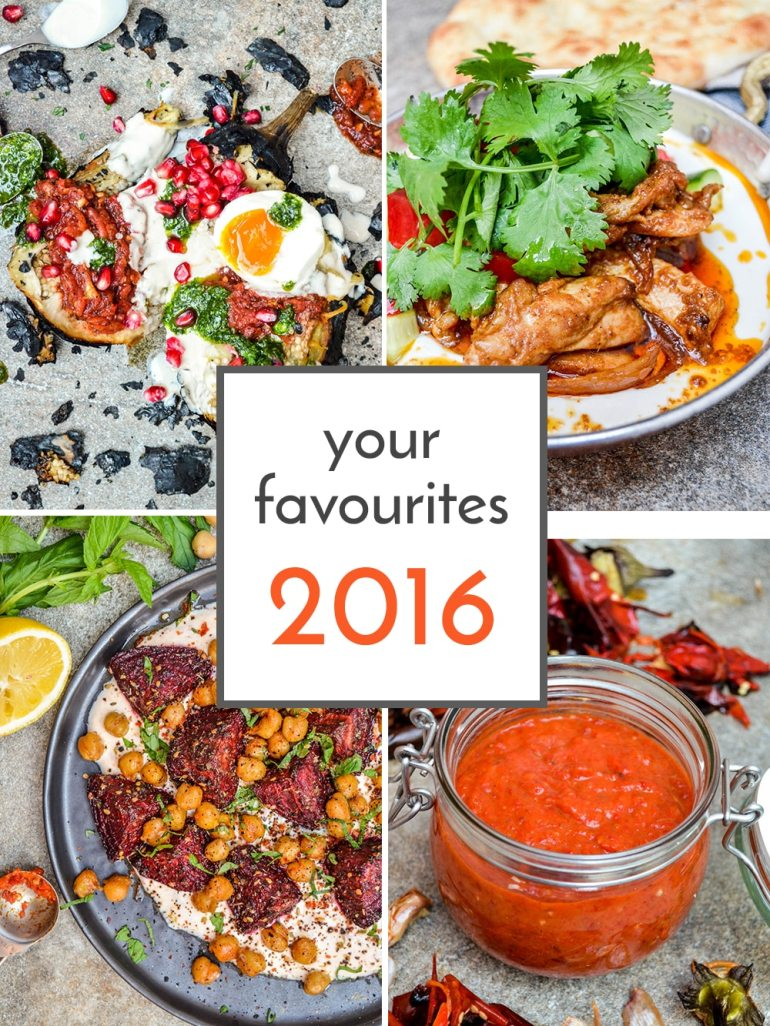 Your favourites 2016 / A kitchen in Istanbul