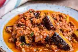 Turkish moussaka - recipe / A kitchen in Istanbul