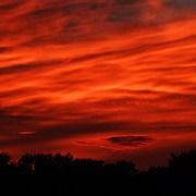 紅い空の記憶