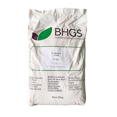 Garden Lime 25kg | AK Kin Garden Supplies