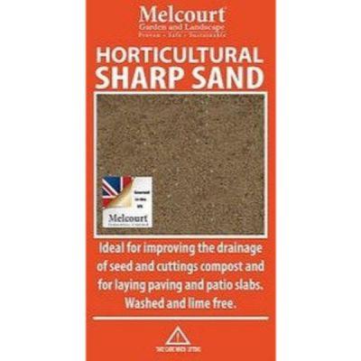 Melcourt Horticultural Sharp Sand - AK Kin Garden Supplies