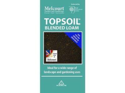 Melcourt Topsoil Blended Loam 20ltr - AK Kin Garden Supplies