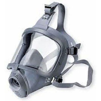 Scott Sari Full Face Mask Chemical Fume Protection Without Filter - AK Kin Garden Supplies