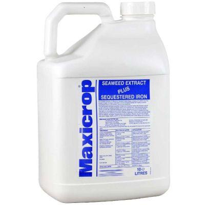 Maxicrop Sequested Iron Liquid Fertilers 10ltr - AK Kin Garden Supplies