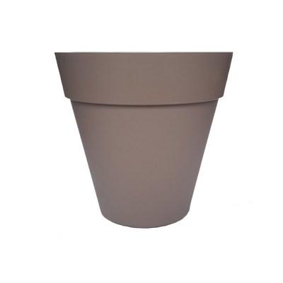 Trends Collection 29cm Grey Decorative Garden Plant Pot