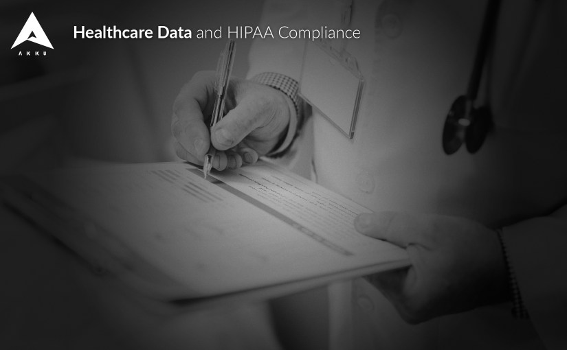 Healthcare Data, HIPAA Compliance, and Akku