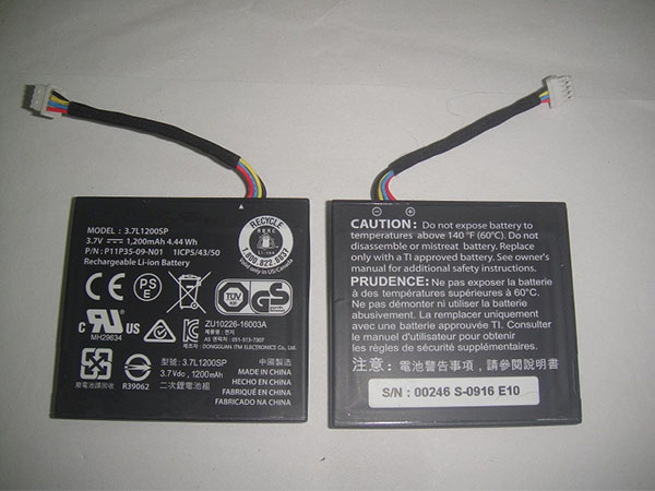 LAPTOP-BATTERIE TEXAS P11P35-09-N01