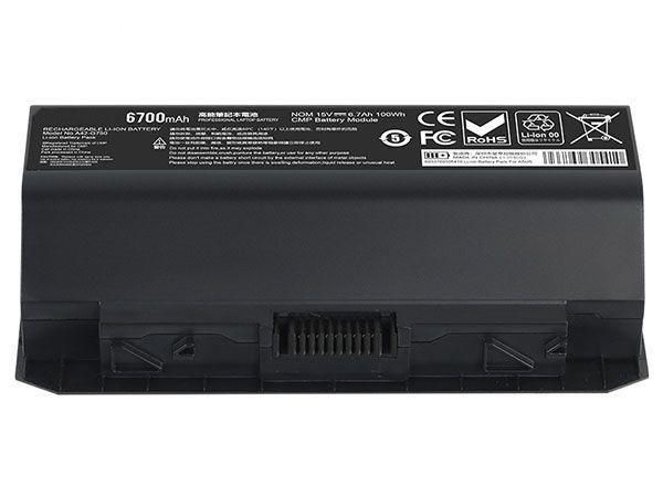 LAPTOP-BATTERIE ASUS A42-G750