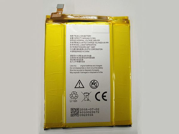 LAPTOP-BATTERIE ZTE Li3934T44P8h876744