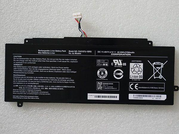 LAPTOP-BATTERIE Toshiba PA5187U-1BRS