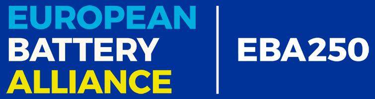 European Battery Alliance EBA logo